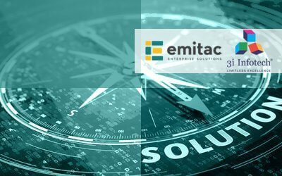 Emitac Enterprise Solutions (EES) And 3i Infotech Announce A Strategic Partnership To Provide Advanced Digital Technology Solutions