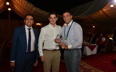 Nexthink Awards Emitac Enterprise Solutions Best Partner Of The Year UAE
