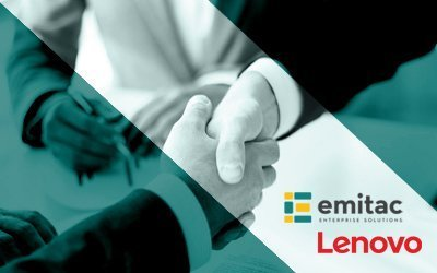 Emitac Announces Strategic Partnership With Lenovo To Drive Intelligent Transformation In The UAE