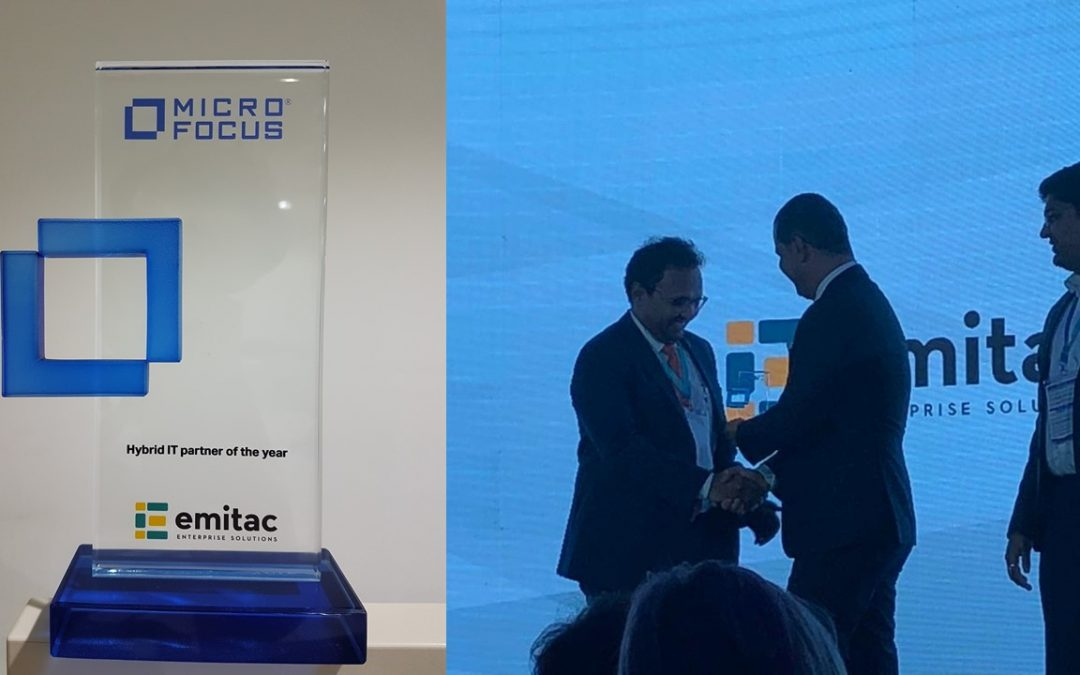 Emitac: Hybrid IT Partner of 2018