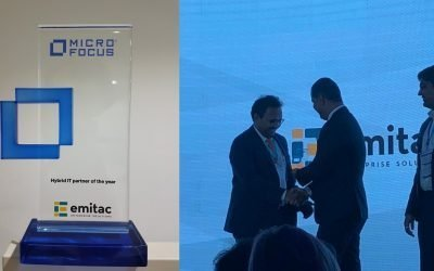 Emitac: Hybrid IT Partner of 2018