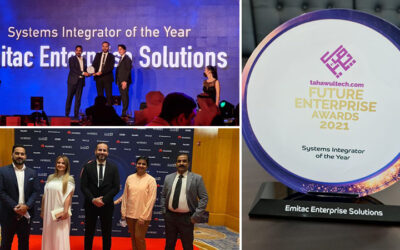 The System Integrator of the Year 2021
